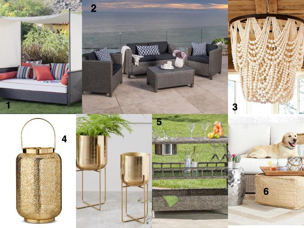 Pack Picks: Outdoor Furniture