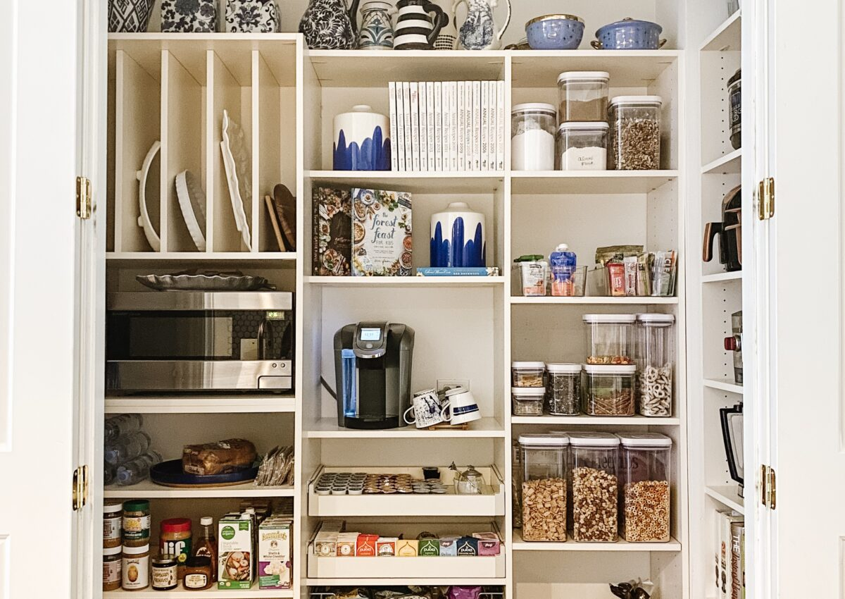 Pack Projects: Easy Pantry DIY's
